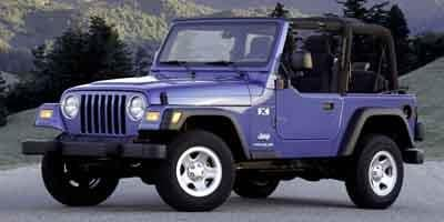 2003 jeep wrangler value