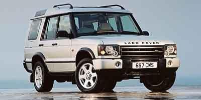 Land Rover Models >> Used 2003 Land Rover Values Nadaguides