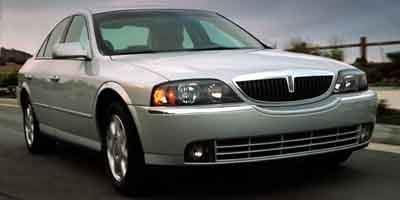 2003 Lincoln Ls Values Nadaguides