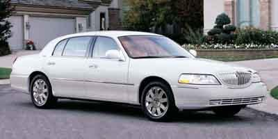 2003 Lincoln Town Car Values Nadaguides