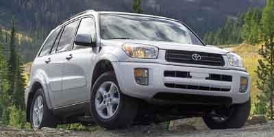 Beautiful 2003 Toyota RAV4 Values