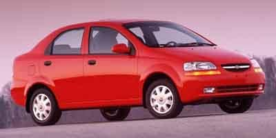 2004 Chevrolet Aveo Values Nadaguides
