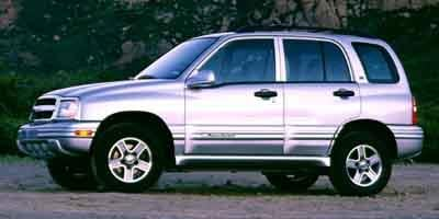 2004 chevy tracker