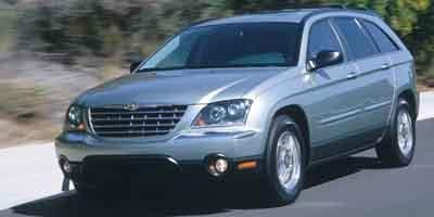 Old chrysler pacifica