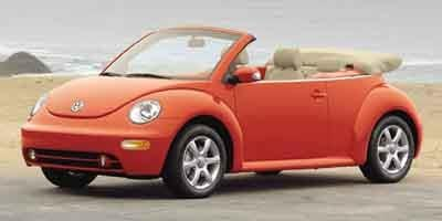New Beetle 4 Cyl 5 Spd