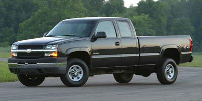 Silverado 3500 Pickup 1 Ton V8 Dual Rear Wheels
