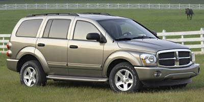2005 dodge durango value