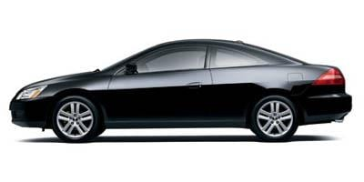 Accord V6 Coupe 2d Ex