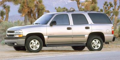 2006 Chevrolet Tahoe Special Service Veh