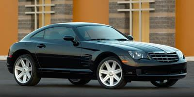 2006 Chrysler Crossfire Values Nadaguides