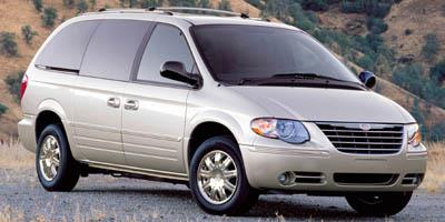 2006 Chrysler Town and Country SWB