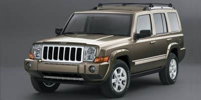 2006 Jeep Commander Values- NADAguides