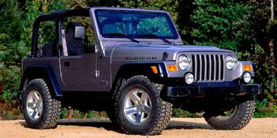 2006 Jeep Wrangler Values NADAguides