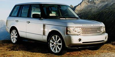 2006 Land Rover Range Rover Values- NADAguides
