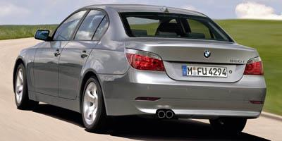2007 BMW 5 Series Values- NADAguides