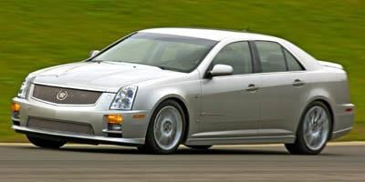 2007 Cadillac Sts V Values Nadaguides