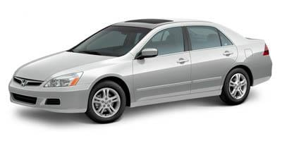 2007 Honda Accord Lx >> 2007 Honda Accord Sdn Values Nadaguides