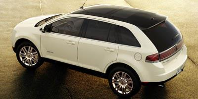 2007 Lincoln MKX Values NADAguides