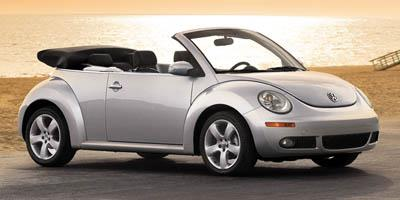 New Beetle 5 Cyl Convertible 2d