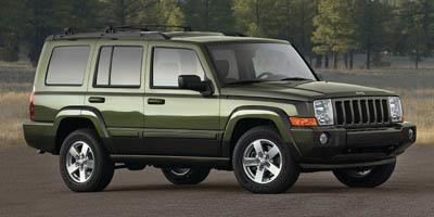 2008 Jeep Commander Values NADAguides