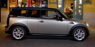 2008 Mini Cooper Clubman Values Nadaguides