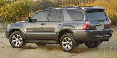 2008 Toyota 4runner Values Nadaguides