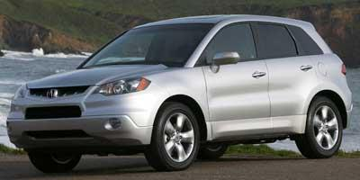 acura rdx | rdx history | new rdxs and used rdx values | nadaguides