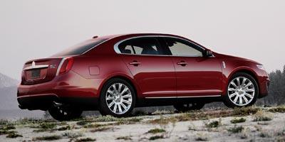 2009 Lincoln MKS Values- NADAguides