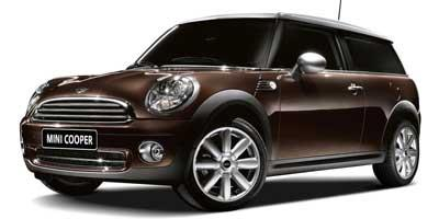 2009 Mini Cooper Clubman Values Nadaguides