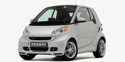 Fortwo 3 Cyl Convertible 2d Brabus