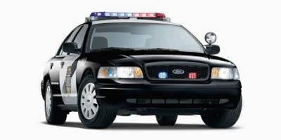 2010 Ford Police Interceptor
