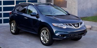 2012 Nissan Murano 2WD 4dr LE