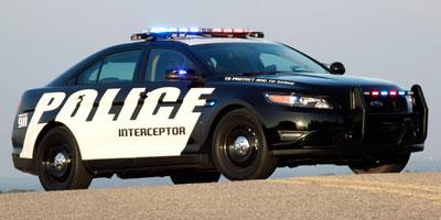 2013 Ford Sedan Police Interceptor