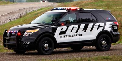 2013 Ford Utility Police Interceptor