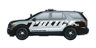 2014 Ford Utility Police Interceptor