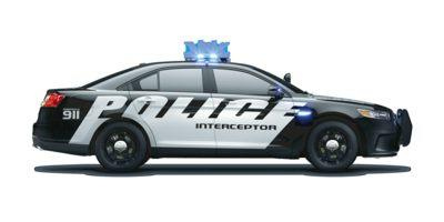 2016 Ford Sedan Police Interceptor
