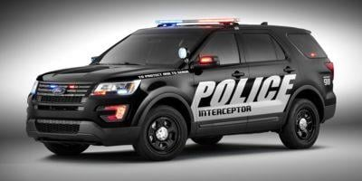 2016 Ford Utility Police Interceptor