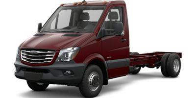 2017 Freightliner Light Duty Sprinter Cab Chassis