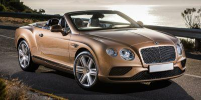 New 2018 Bentley Prices - NADAguides