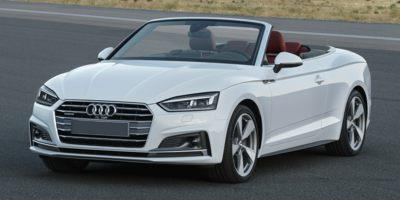New 2019 Audi A5 Cabriolet Prices Nadaguides