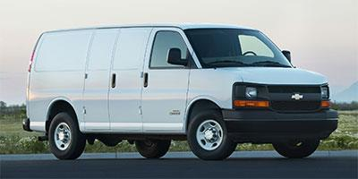 Chevy Express Van >> New 2019 Chevrolet Express Cargo Van Prices Nadaguides