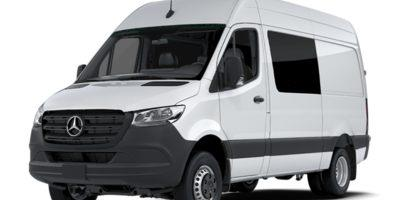 2019 Freightliner Light Duty Sprinter Crew Van