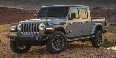 New 2020 Jeep Gladiator Prices Nadaguides