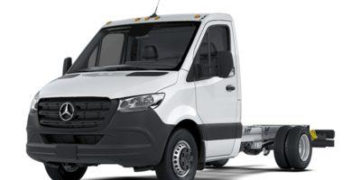 2020 Mercedes-Benz Sprinter Cab Chassis