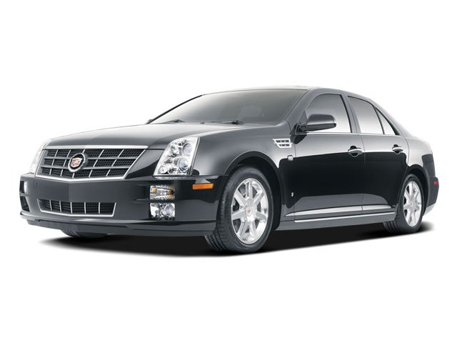 2008 Cadillac Sts Values Nadaguides