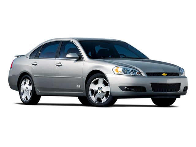 2008 Chevrolet Impala Values Nadaguides