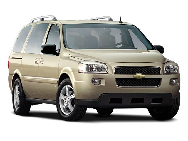 2008 Chevrolet Uplander Values Nadaguides