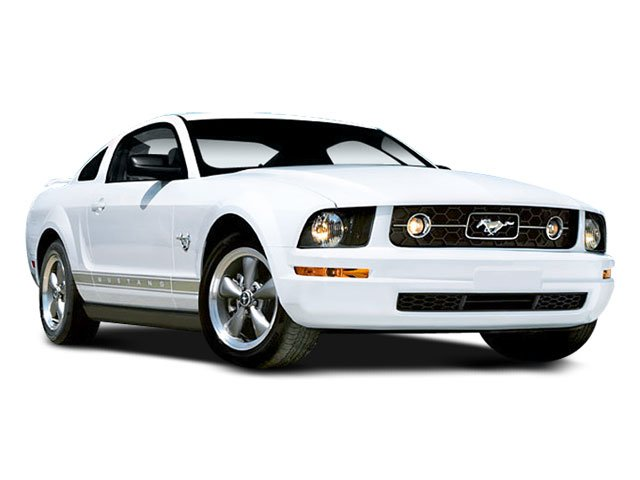 2008 Ford Mustang V6 >> 2008 Ford Mustang Values Nadaguides