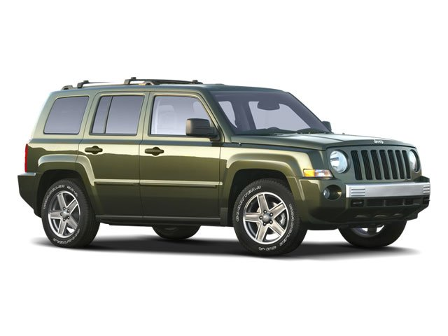 2008 Jeep Patriot FWD 4dr Limited