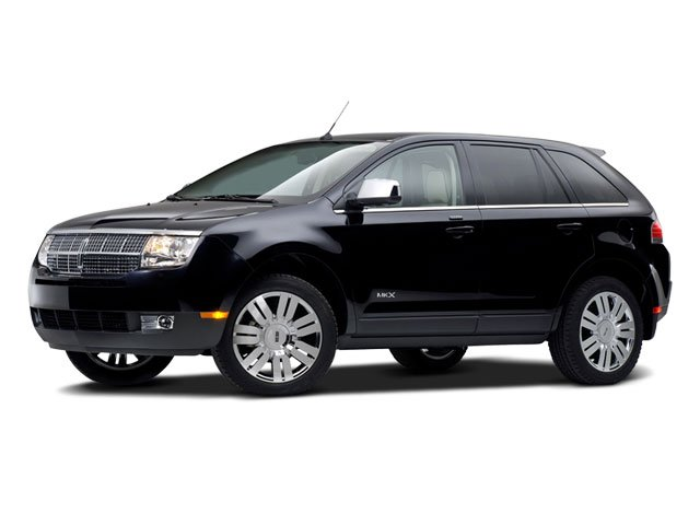 2008 Lincoln Mkx Values Nadaguides
